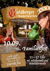 Familienfest auf dem Goldberg20 in Halle / Saale